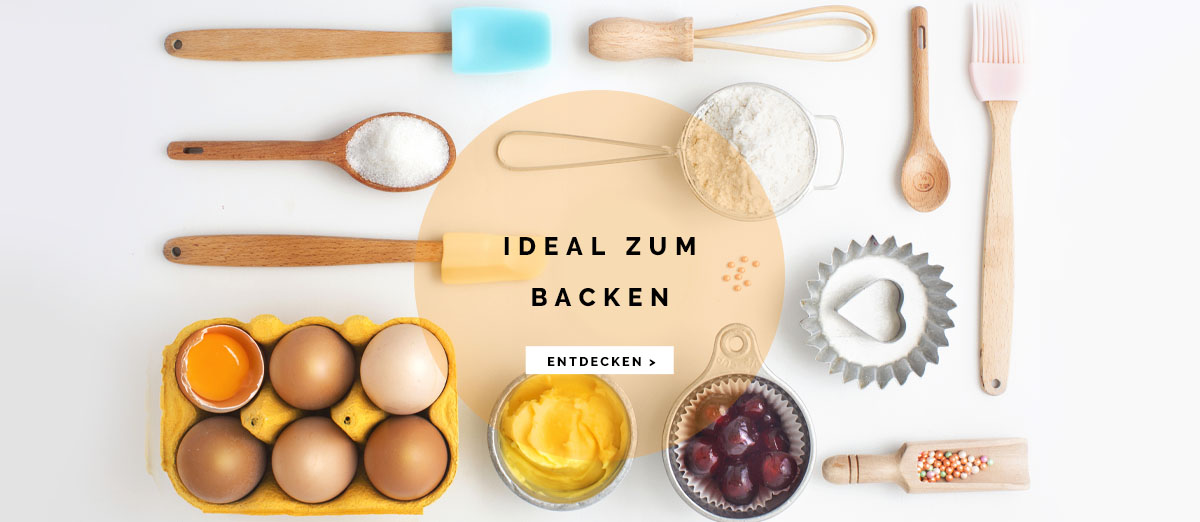 Ideal zum Backen - Néroliane